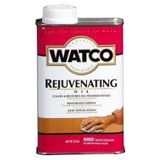 Watco Rejuvenation Oil