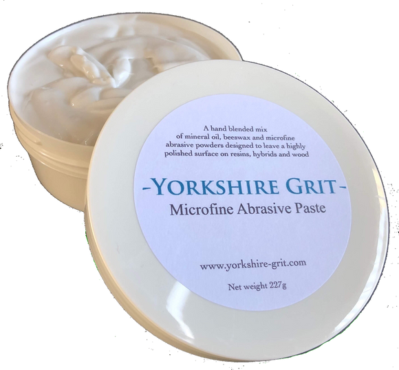Yorkshire Grit Microfine Abrasive Paste
