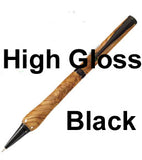 SlimLine Twist Pen Standard. Finish Kits - WoodWorld of Texas
