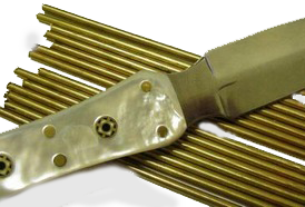 Pin Material - Brass  Rod 3/32