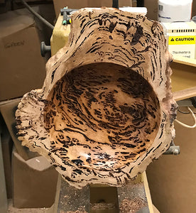 Class: Wed. August. 28th 2019 - Jimmy Clewes Bring your Own Wood Limited Class Size