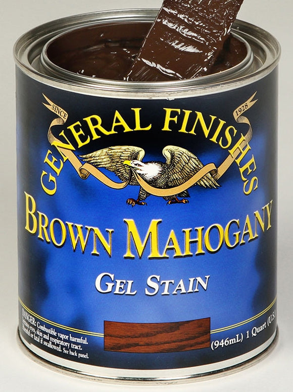 General Finishes Oil Based Gel Stains - WoodWorld of Texas