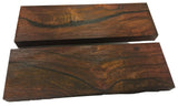 Knife Scales - Wood - Cocobolo - pair - WoodWorld of Texas