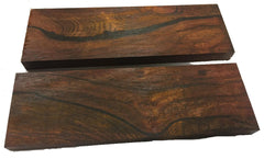 Knife Scales - Wood - Cocobolo - pair
