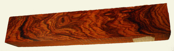 Cocobolo Turning Billets 2x2x - WoodWorld of Texas
