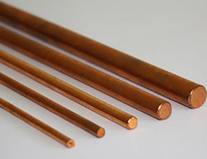 "Pin Material - Copper Rod 3/16"" x 6"" Long"