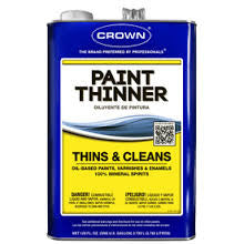 Crown Paint Thinner/ Mineral Spirits