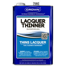 Crown Lacquer Thinner Quart