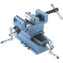 "4"" Cross Sliding Vise"