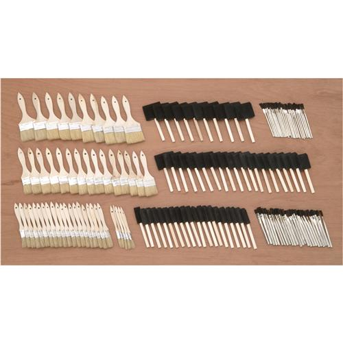 150 Pc. Mega Brush Set - WoodWorld of Texas