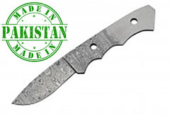 "Economy - 7"" FOX HUNTER DAMASCUS BLADE"