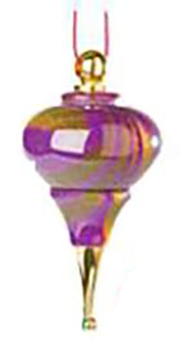 Christmas Ornament - Gold