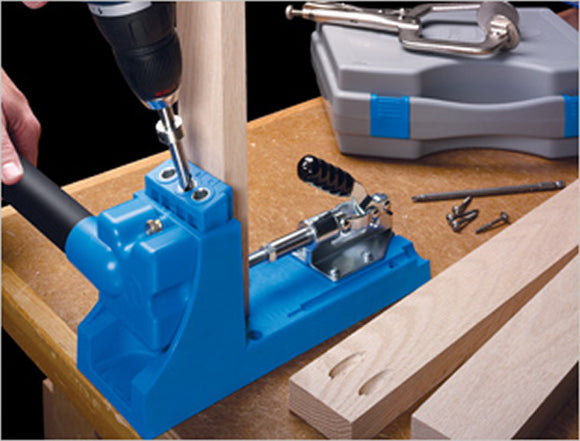 Kreg Jig® Master System ITEM # K4MS - WoodWorld of Texas