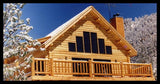 Log Cabin Siding - WoodWorld of Texas