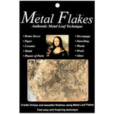 Composite Metal Leafing Flakes 3 gram packs