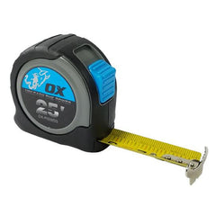 Ox Tools 25' ABS Housing Tape Measure