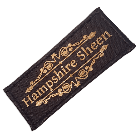 Hampshire Sheen -  Hampshire Sheen Smock Patches