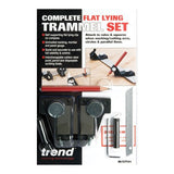 Trend Complete Flat Lying Trammel Set   U*M/CFT01 - WoodWorld of Texas