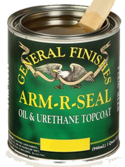 General Finishes Arm-R-Seal - Pints, Quarts & Gallons