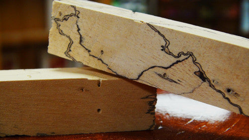 Spalted Tamarind - WoodWorld of Texas