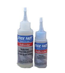 Stick Fast CA  De-bonder Liquid 2 oz
