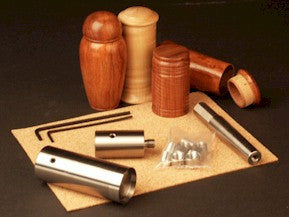 Beall Treen Mandrel Starter Kit #2 - WoodWorld of Texas
