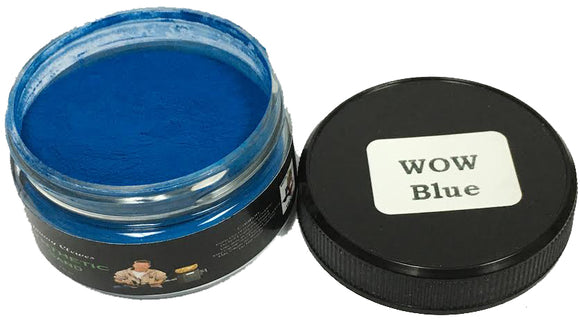 Jimmy Clewes Synthetic Sand - Blue, Wow