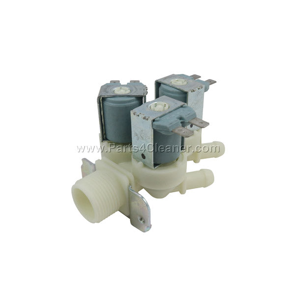 CONTINENTAL GIRBAU TRIPLE ELECTROVALVE, HOT WATER (CON333674)
