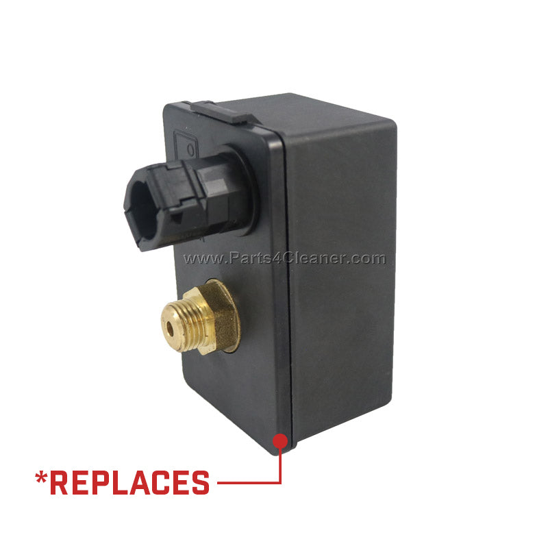 UNION SWITCH & EXTENSION F/ VACUUM STILL  (PU080613)