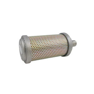 "UNIPRESS 1/4"" NPT MUFFLER, SINGLE CHAMBER (PN11878)"