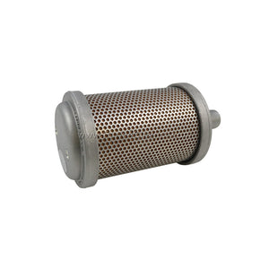 "UNIPRESS 3/8"" NPT MUFFLER, SINGLE CHAMBER POROUS METAL (PN11964)"