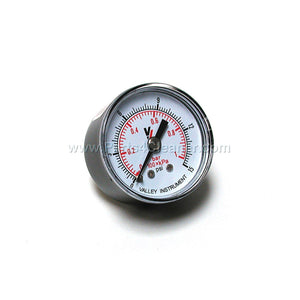 UNIPRESS AIR PRESSURE GAUGE-15 PSI (PN21850)
