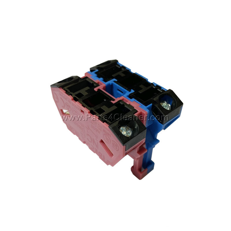 UNIPRESS NEW GREEN AND RED SWITCH COMPONENT, N/O & N/C (PN30871-GNEW, PN30871-RNEW)