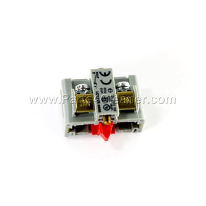 UNIPRESS RED SWITCH COMPONENT, N/O (PN30871-R)