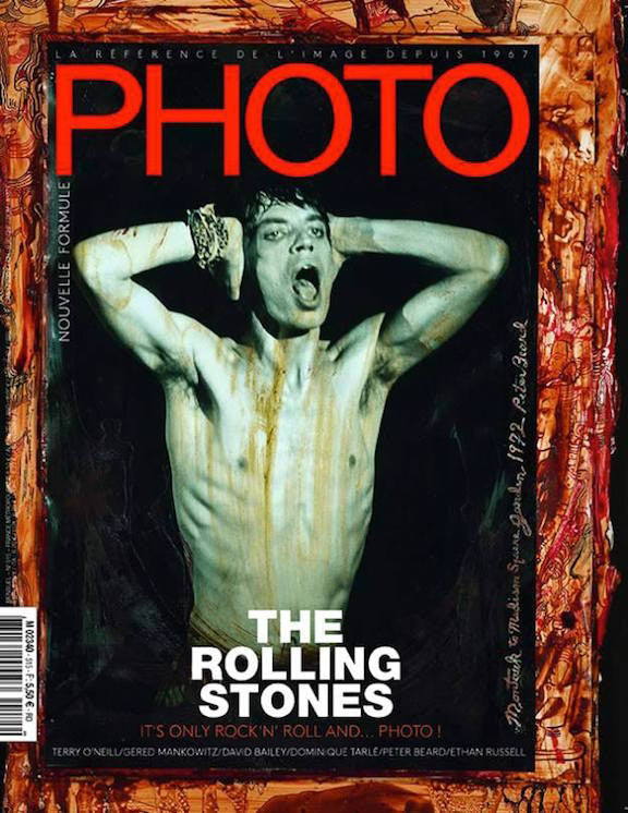 Wombat dans PHOTO Magazine
