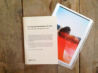 N°6 - Martin Parr, Quentin de Briey, Janol Apin, Pierluca Galvan - Wombat - The Photography and Art Box
