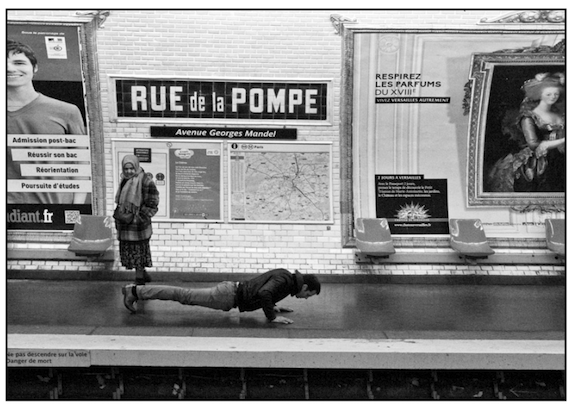 Rue de la Pompe, 2014 - Wombat - The Photography and Art Box