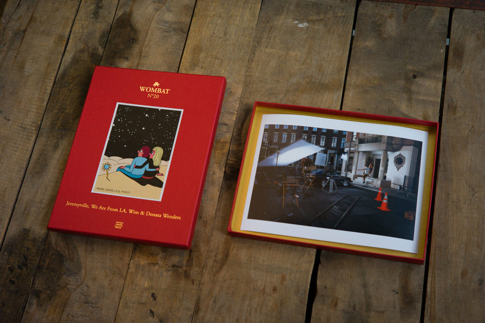 N°20 - Jeremyville, We Are From LA, Wim & Donata Wenders - Wombat - The Photography and Art Box