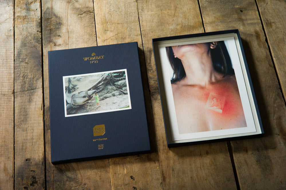 N°25 - Paris Photo - Wombat - The Photography and Art Box