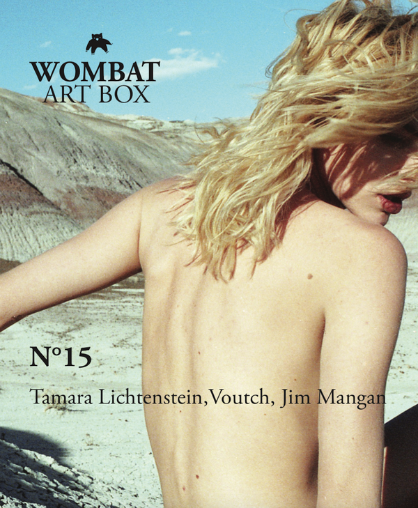N°15 - Tamara Lichtenstein, Jim Mangan, Voutch - Wombat - The Photography and Art Box