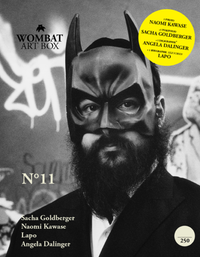 N°11 - Naomi Kawase, Sacha Goldberger, Lapo, Angela Dalinger - Wombat - The Photography and Art Box
