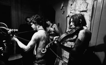 The Velvet Underground, 1975, NYC - Wombat - The Photography and Art Box