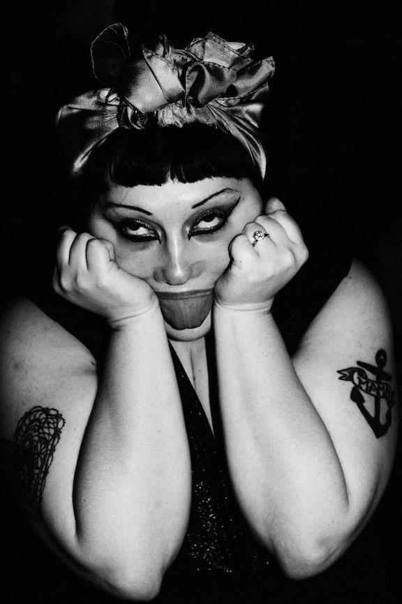 Beth Ditto - Wombat - The Photography and Art Box