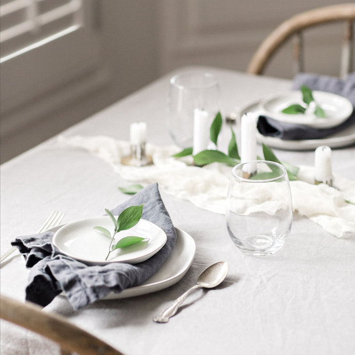 Linen Napkins + | set of 2