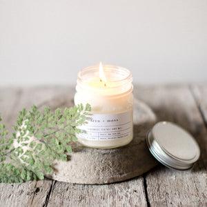 Fern + Moss | Pure Soy Candle