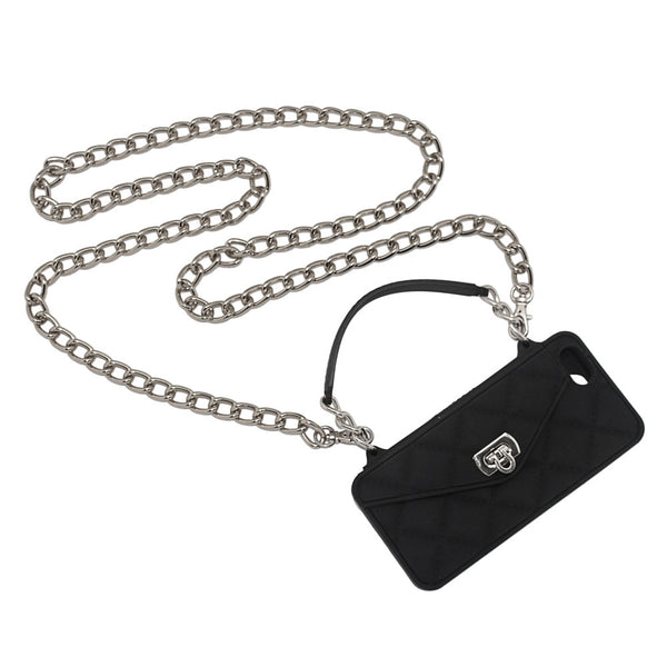 Silver Crossbody Chain