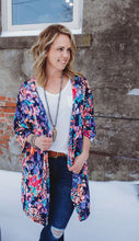 Load image into Gallery viewer, Wont Change My Mind Cardigan-Navy