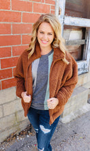 Load image into Gallery viewer, Warm Today Jacket-Camel