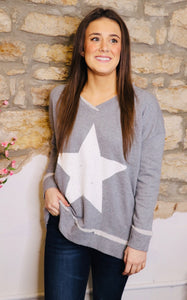 Star Bright Top- S-3XL