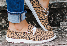 Load image into Gallery viewer, Leopard Pollie Shoe
